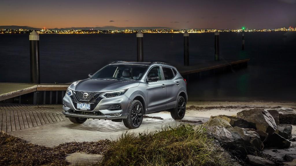 Η Midnight Edition του Nissan Qashqai