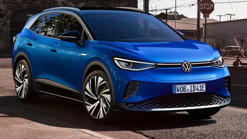 Τo ηλεκτρικό Volkswagen ID.4 στη χώρα μας