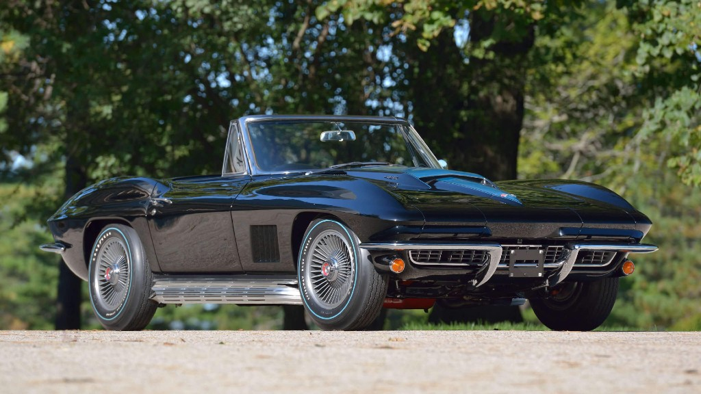 Μια Corvette Convertible του 1967 προς πώληση