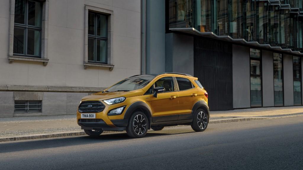 Το νέο Ford EcoSport Active