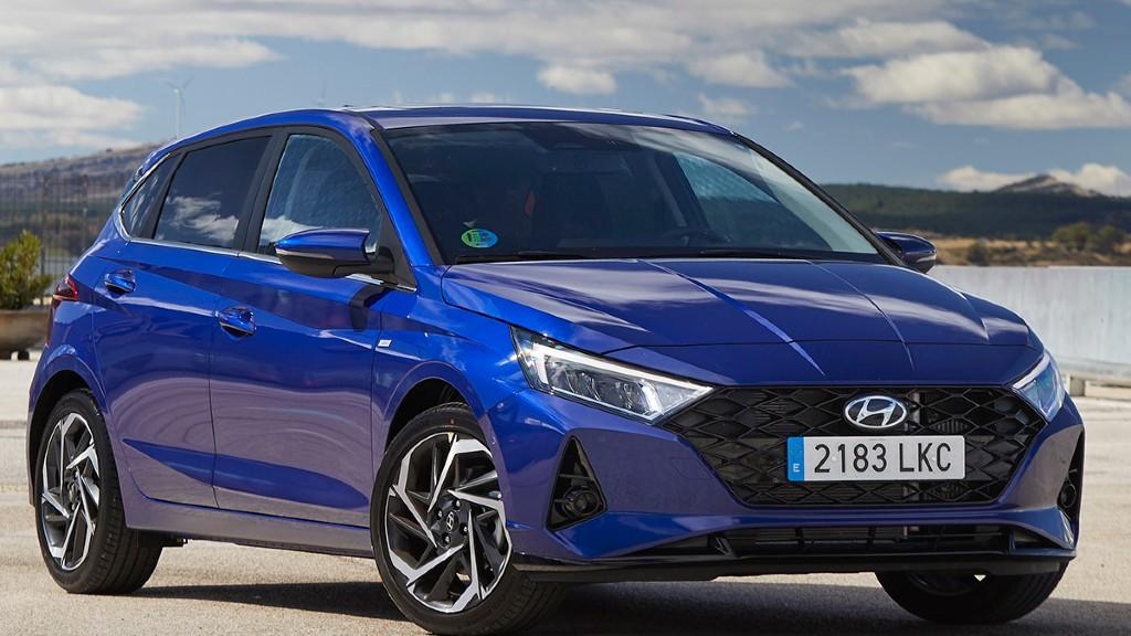 Hyundai i20 από 12.990€