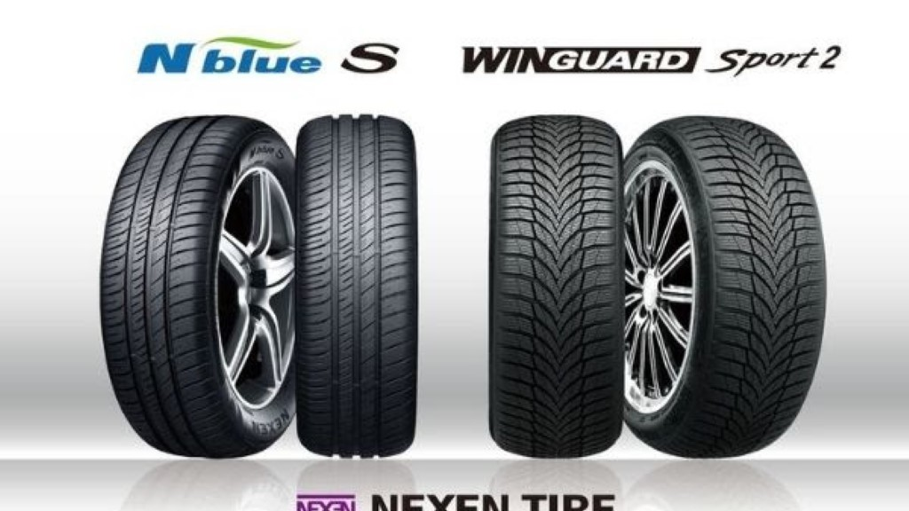 Η Nexen Tire τροφοδοτεί με ελαστικά της το Volkswagen Golf