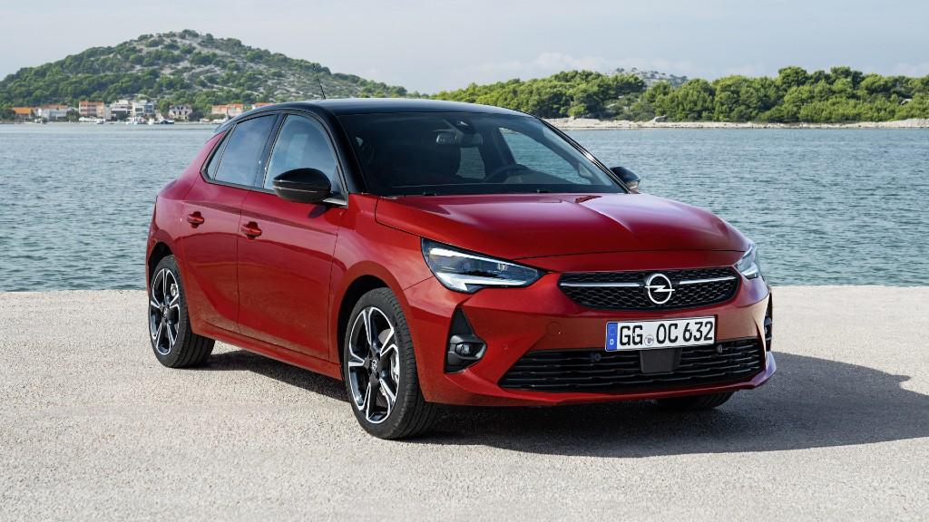 Η πιο πλούσια έκδοση του Opel Corsa είναι η Ultimate