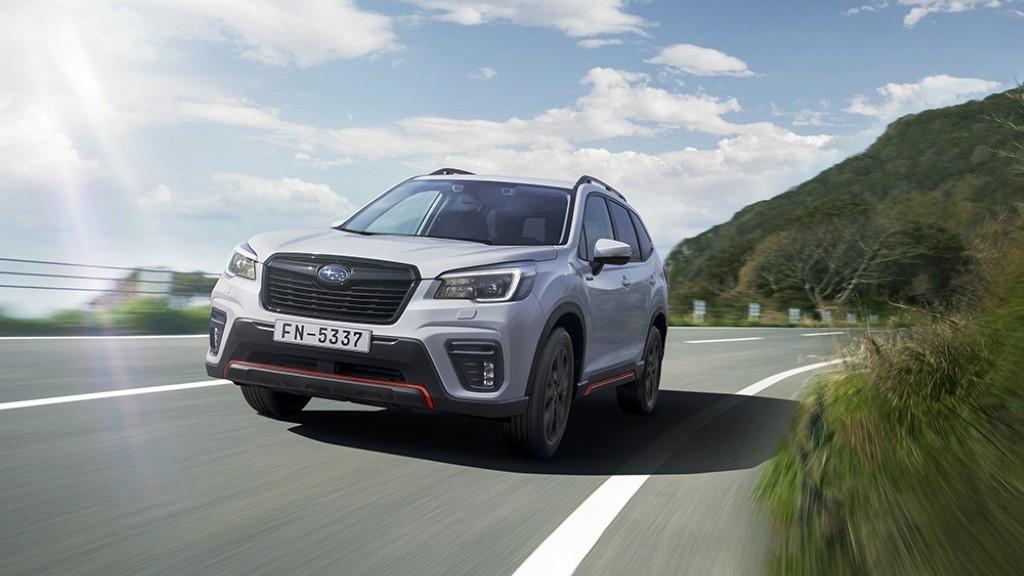 Η έκδοση Adventure του υβριδικού Subaru Forester στη χώρα μας