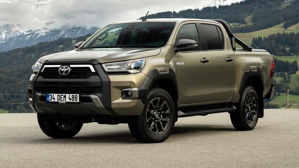 Το ανανεωμένο Toyota Hilux στην Ελληνική αγορά