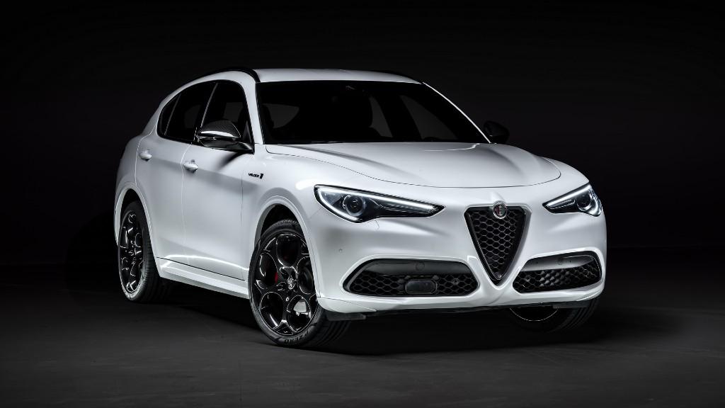 Νέα έκδοση της Alfa Romeo Stelvio