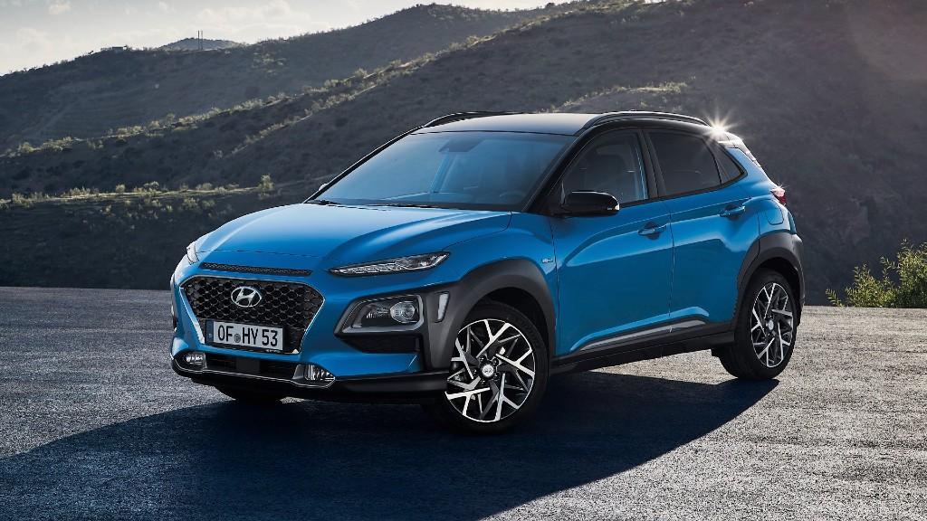 Ανακαλούνται 199 Hyundai Kona HEV και 55 Kona EV