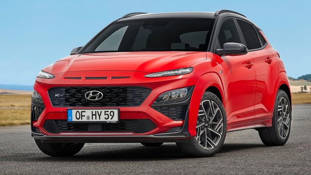 Το ανανεωμένο Hyundai Kona από 17.890€