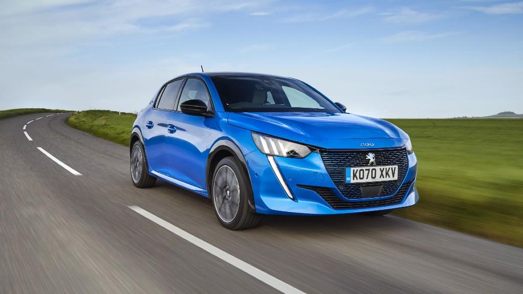 Από το Peugeot 106 Premium στο ολοκαίνουργιο e-208 GT Premium