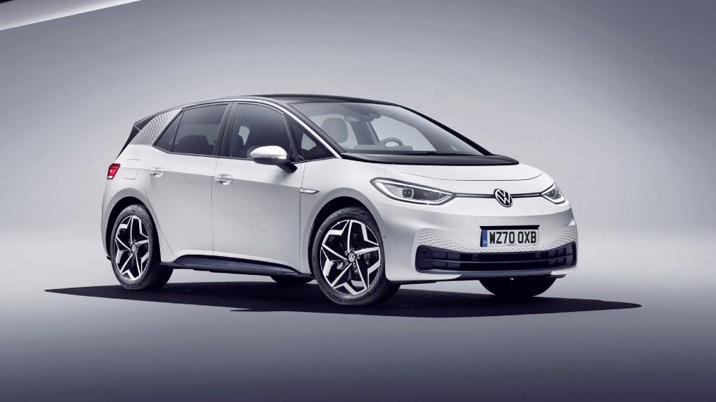 Η φθηνότερη έκδοση του Volkswagen ID.3 στη χώρα μας
