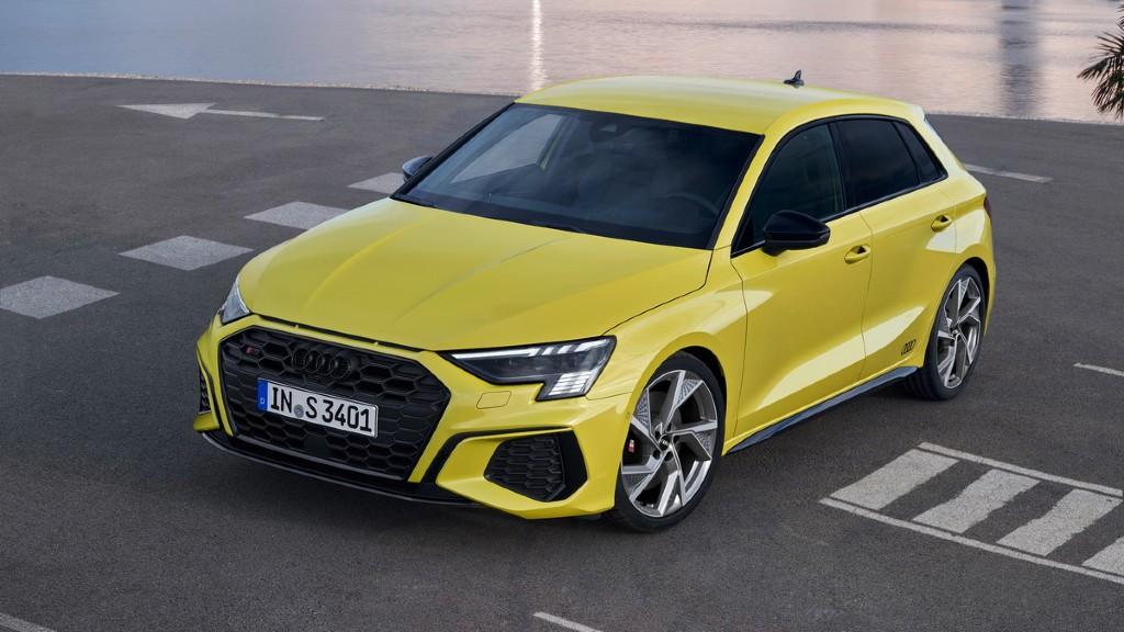 Στην ελληνική αγορά το ισχυρό Audi S3 Sportback