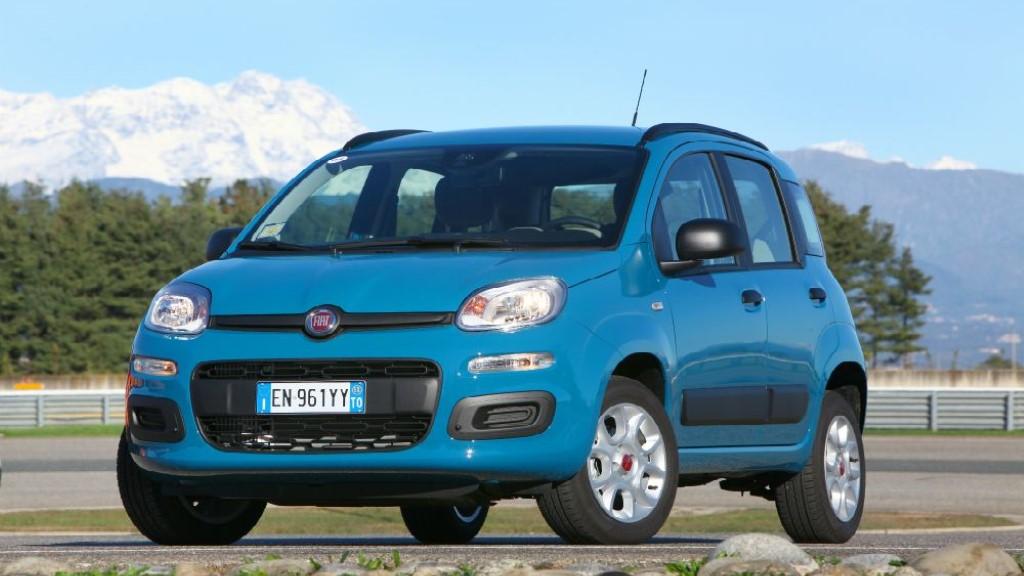 Το Fiat Panda CNG στην ελληνική αγορά
