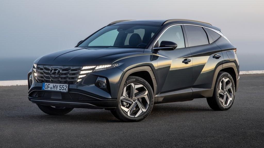 Νέο Hyundai Tucson από 24.990€