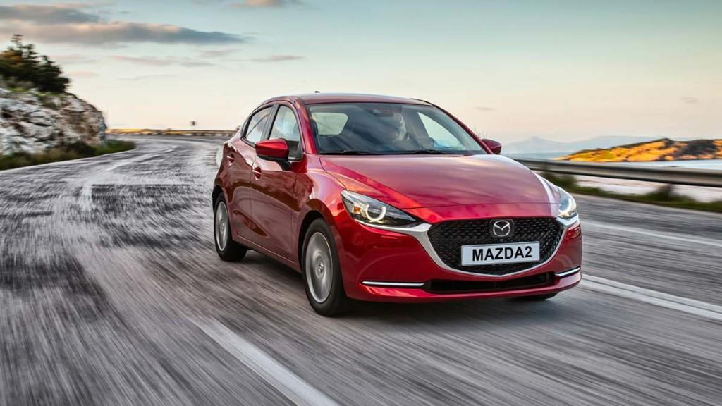 Εκπτώσεις έως 4.000€ από τη Mazda