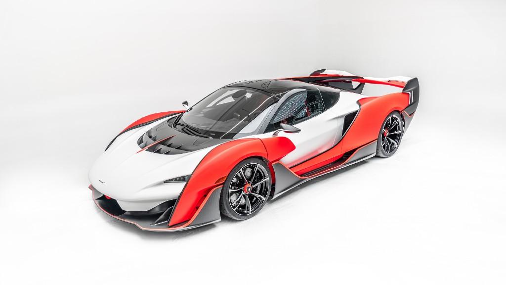 Η νέα McLaren Sabre
