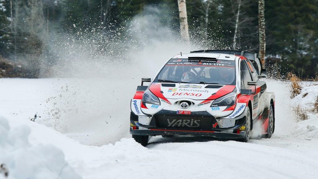 Το Rally Artic στη Φινλανδία αντικαθιστά αυτό της Σουηδίας