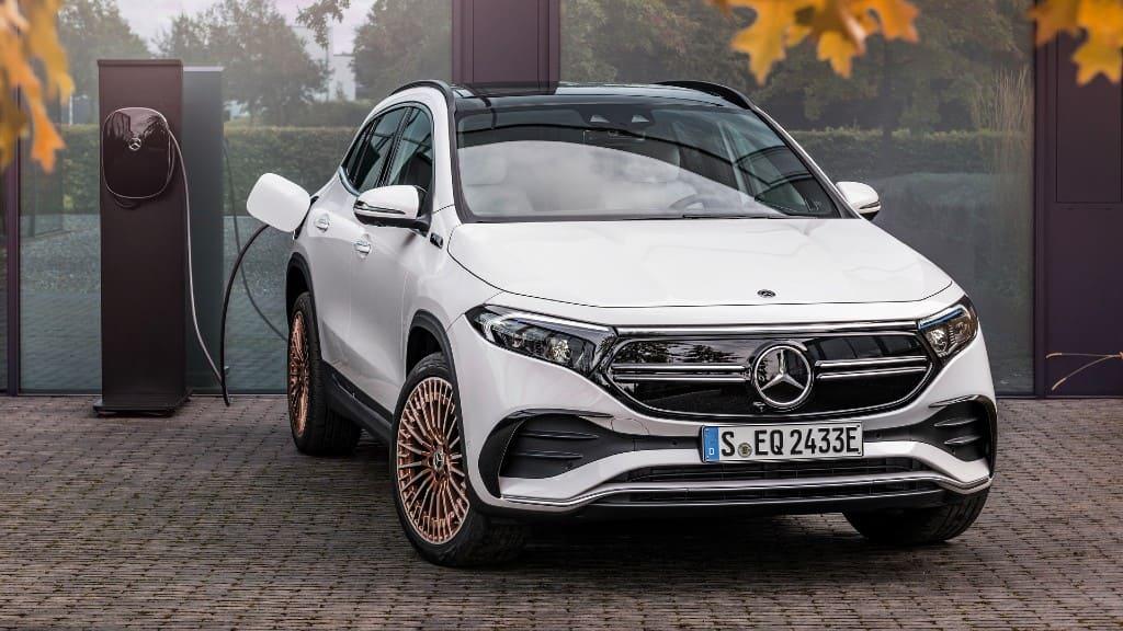 Η νέα ηλεκτρική Mercedes-Benz EQA στην ελληνική αγορά