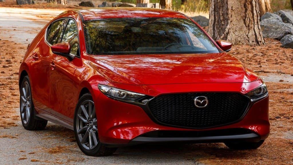 Η νέα έκδοση του Mazda 3 από 27.677€