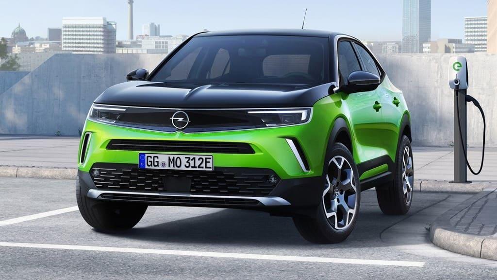 Opel Mokka-e από 34.600€